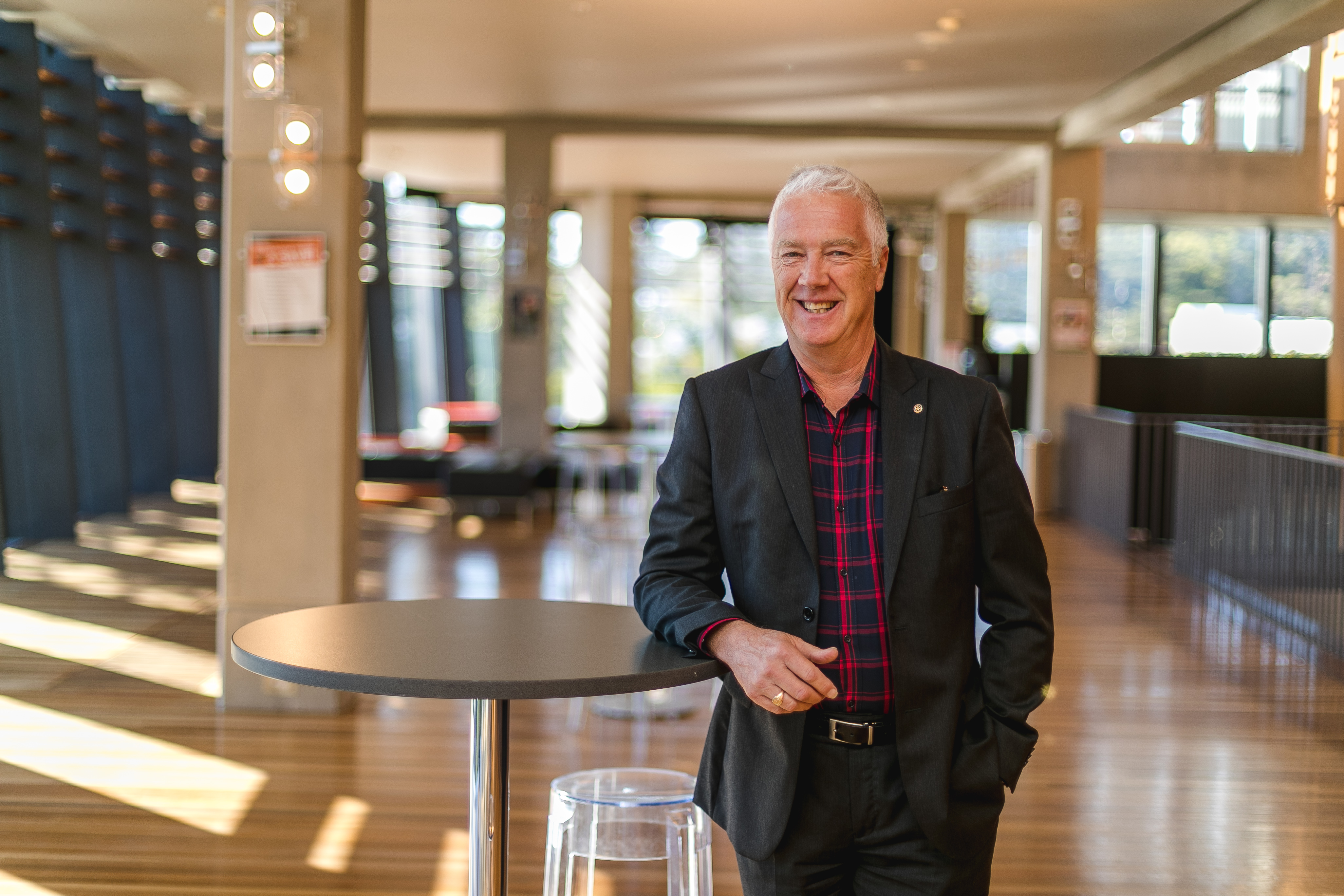 Pete Jeans. Chief Operating Officer. SMO Sydney